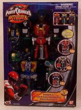 Power Rangers Operation Overdrive - Triple Transforming Megazord Set B  (MISB)