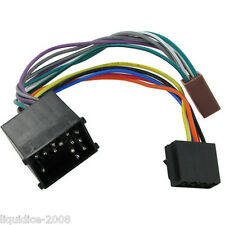 CT20BM01 BMW 7 SERIES UP TO 2000 ISO STEREO HEAD UNIT HARNESS ADAPTOR