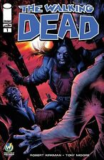 Walking Dead Wizard World ComiCon Chicago Excl Variant Cover Whilce Portacio