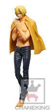 One Piece 6'' Sanji Yellow Shirt Ver. The Naked 2017 Body Calendar Prize Figure