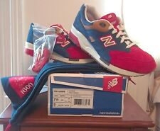 2013 UBIQ x New Balance 1600 THE BENJAMIN size 7.5 concepts key tannery c-note