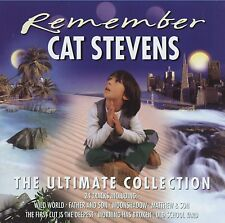 Cat Stevens : Remember / The Ultimate Collection UNIVERSAL CD 1999 NEU