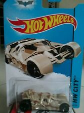 1:64 2014 Hot Wheels | Batman Tumbler (Camouflage)
