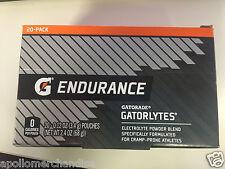Gatorade Endurance Gatorlytes, 0.12 Ounces (Pack of 20)