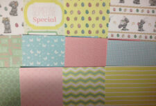 12 SHEET 6 x 6 TASTER PACK ME TO YOU EASTER CARD MAKING CRAFT BACKING PAPER