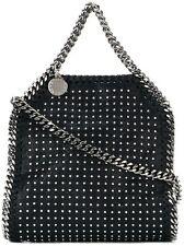 *Brand New* Stella McCartney mini Falabella studded black tote