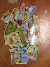 magnet carte de france serie 2 le gaulois a l'unité