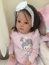 "Caroline 30"" Reborn Toddler Sculpt By G Feser"