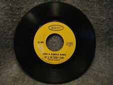 """45 RPM 7"""" Record Sly & The Familt Stone Everyday People & Sing A Simple 5-10407"""