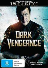 True Justice: Dark Vengeance - DVD Region 4 - Steven Seagal - Action