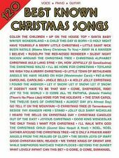 120 Best Known Christmas Songs, Alfred Publishing, New Books