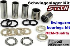 swingarm bearings HONDA CR 250 R (2002-07) kit complete # swing arm bearings OEM
