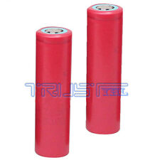 2 Sanyo High rate Battery 2Ah Li-ion Cell 18650 For Bosch Makita Hitachi 3.7V 4V