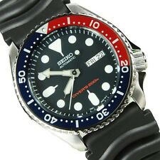 Seiko Automatic 200m Diver's SKX009K1 SKX009 SKX009K Men Watch