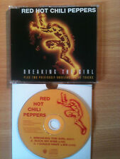 RED HOT CHILI PEPPERS ~'BREAKING THE GIRL' ~Rare AUSTRALIAN ONLY CD 1997~VGC