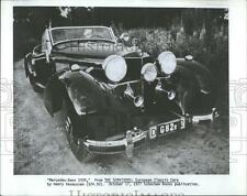 1977 Press Photo A 1939 Mercedes-Benz - RRY13789