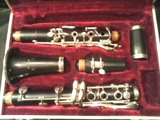 Vintage EVETTE BUFFET CRAMPON Bb Clarinet GOOD Playing Condition MADE IN FRANCE