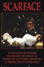 New! Scarface Movie 24x36 Fine Art Print Poster Home Wall Decor Z160