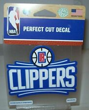 LOS ANGELES CLIPPERS WINCRAFT 4X4 DECAL STICKER FREE SHIPPING
