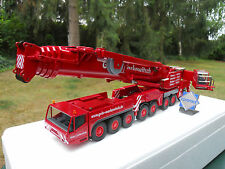 "CONRAD 1/50 TEREX DEMAG AC 500/2 SSL "" Gebr MARKEWITSCH "" NEW !... MINT IN BOX"