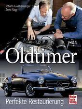 Oldtimer Perfekte Restaurierung (Mercedes 190 SL Planung Kosten Teile) Buch book