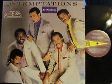 "► Temptations - To Be Continued... (Gordy 6207) (with ""A Fine Mess"",""Lady Soul"")"