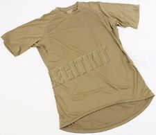 NEW Beyond PCU Level 1A Silk Line T-Shirt LARGE (L-R) Coyote Brown SOCOM L1A CLS