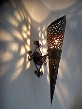 58 cm wand-fackel Marokkanisch schmiedeeisen lampe orientalische laterne