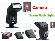 R8 ZOOM Flash Light for Pentax K-x K-3 K-7 K-5 II IIs K-30 K-50 K-500 645D 645Z