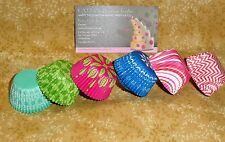 """Mini Cupcake Papers,Brights,Multi-color,150 Ct.1.25"""",Wilton,Party,Bake cups,"""