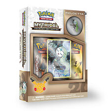 POKEMON GENERATIONS MYTHICAL MELOETTA COLLECTION~DISCONTINUED AND OUT OF PRINT!