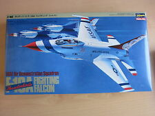 TOP!!! HASEGAWA V002 F-16A Fighting Falcon Thunderbirds 1:48 in OVP!!!