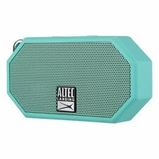 Altec Lansing IMW257-MNT-GRP Mini H2O Bluetooth Waterproof Speaker, Mint