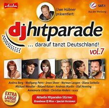 DJ Parade, vol. 7 CD NUOVO