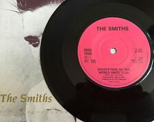 "The Smiths -Shoplifters Of The World- Very Rare Irish Translucent Vinyl 7"" Solid"