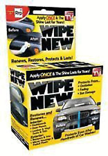 Wipe New WipeNew As seen On TV Auto Cleaner Kit Protects Shines Restores