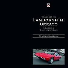 BOOK OF THE LAMBORGHINI URRACO