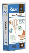 Cricut Baby Shower Event Cartridge 2001234
