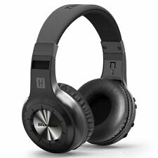 New BLUEDIO H-Turbine Bluetooth 4.1 Wireless stereo headphone headset Black
