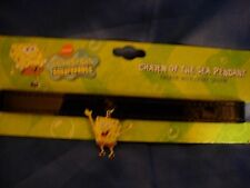 Spongebob Squarepants Charm of the Sea Pendant Choker with epoxy charm necklace