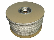 12mm Glass Fibre Rope Seal | For Stoves & Boilers | Sold By The Metre