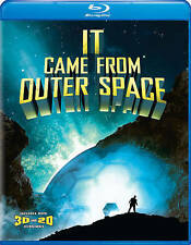 NEW SEALED IT CAME FROM OUTER SPACE 3D/2D BLU RAY BEST BUY EXCLUSIVE FREE SHIP