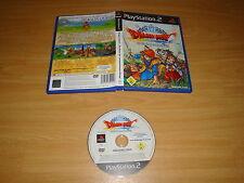PS2 Spiel Dragon Quest: Die Reise des verwunschenen Königs