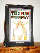 The Fire Goddess by D Whiteside & A.M. Molnar HB in DW 1971 novel set in Hungary