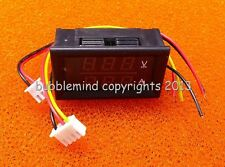 [DC 0V-100V] 300A Dual 2In1 LED Digital Ammeter Voltmeter Voltage AMP Meter R&B