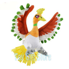 "Ho-Oh 10"" Poke Plush Doll Stuffed Toy"