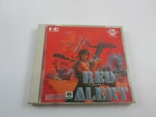 Red Aleat  PC engine CD ROM DUO Japan Ver