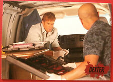DEXTER - Seasons 5 & 6 - Individual Trading Card #34 - Trouble