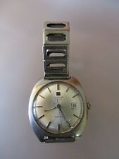 TISSOT SEASTAR GENTS VINTAGE WATCH c1968-STUNNING PIECE HAND WINDING