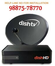Dish TV HD with Recorder- Multi Connection free one month recharge